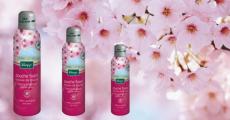 50 mousses de douche Fleur de cerisier Kneipp gratuites 0 (0)