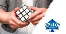 500 Rubik's Cube Kubee offerts
