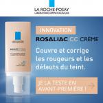 Test de produit : la CC Crème Rosaliac de La Roche Posay !