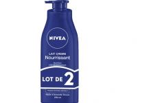 Lait Corps Nivea -1.00€ DE RÉDUCTION