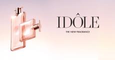 Échantillons gratuits du parfum Idôle de Lancôme