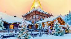 Tentez de remporter un voyage en Laponie de 6600€