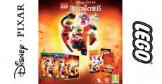 Set d'activités LEGO Les Indestructibles offert !