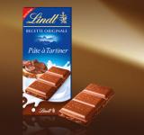 Testez la tablette Lindt Recette originale Pâte à tartiner!