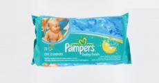 Paquet de lingettes Pampers gratuit ! 0 (0)