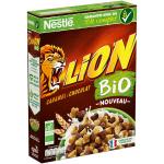 Réduction Céréales Lion chez Monoprix
