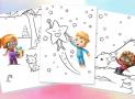 Livre de coloriage à télécharger gratuitement