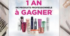 Un an de produits L'Oréal gratuit !
