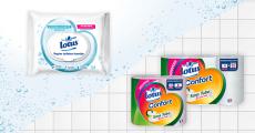 100 lots de papiers toilette Lotus à tester 0 (0)