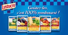20'000 paquets de pâtes farcies Lustucru gratuits !