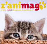 Recevez le magazine Z'Animag!