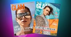 2 magazines Glamour à recevoir gratuitement par la poste
