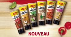 4000 tubes de Purée d'Aromates Maggie offerts !