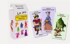 Gagnez le jeu des 7 familles avec Maman geekette !