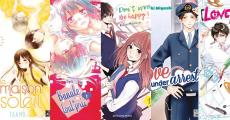 Vite ! 4 mangas Shojo à télécharger gratuitement