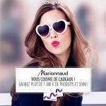 1 000 € de produits et soins à gagner avec Marionnaud !