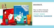 Tentez de remporter 10 coffrets Itset Box Tropical Summer de Marionnaud