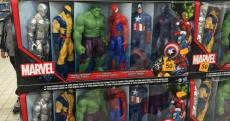 Des coffrets de figurines et de nombreux cadeaux Marvel à GAGNER !