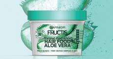 1000 masques hydratants Hair Food Aloe de Garnier offerts