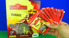 Sachets de stickers Disney offerts chez Carrefour !