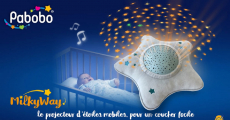 5 veilleuses Pabobo MilkyWay à tester gratuitement
