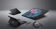 En jeu : 1 PC hybride Microsoft Surface Pro 6