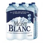 Réduction Eau Mont Blanc chez Intermarché 0 (0)