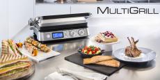 Gagnez 2 barbecues DeLonghi XXL MultiGrill de 199€