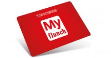 Carte gratuite Flunch à réclamer