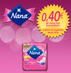 Bon de réduction sur la gamme Nana Ultra 0 (0)