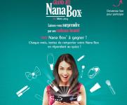 100 Nana Box à gagner ! 0 (0)