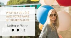 A gagner : 11 lunettes de soleil Alice de 300€