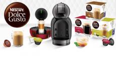 Machines à café Mini Me offertes à l'achat de capsules Dolce Gusto !