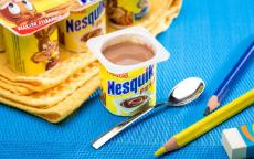 Bon de réduction Carrefour sur un pack de Nesquik Petit