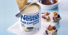 Boîtes Lait Concentré Sucré de Nestlé gratuites !