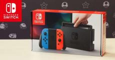 Tentez de gagner 1 console de jeux Nintendo Switch
