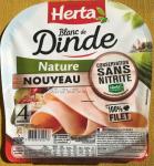 Dinde Herta -0,60€ DE RÉDUCTION