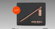 Porte-carte Diesel gratuit sur simple visite !
