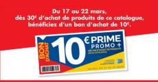 Carrefour Market : 10€ offerts dès 30€ d'achat 4.3 (3)