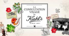 Miniatures de soins visage Kiehl's offertes sur simple visite (+ diagnostic gratuit)