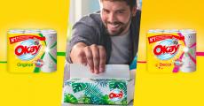 150 packs découverte essuie-tout Okay offerts 0 (0)