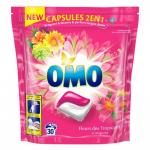 Omo Capsules – 1.70€ DE RÉDUCTION