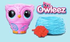 25 animaux interactifs volants Owleez offerts