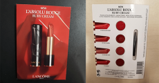 Mini palette L'Absolu Rouge de Lancôme offerte sur simple visite 0 (0)