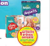Une activité gratuite Éveil Pampers pour votre bébé !