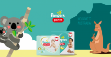 3'000 packs Pampers Pants ou Baby-Dry offerts