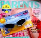 Echantillon lunettes de soleil dans le magazine Parents! 0 (0)
