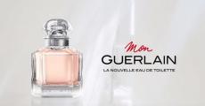 Miniature de l'eau de parfum Mon Guerlain offerte sur simple visite 1 (2)