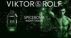 10 coffrets du parfum Spice Bomb Night Vision de Viktor&Rolf offerts