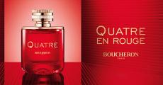 20 parfums Quatre de Boucheron Paris offerts